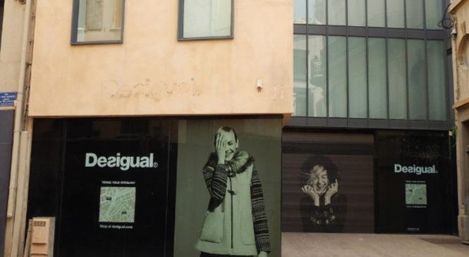 PERPIGNAN : D'après les statistiques policières, la vente de LSD est en chute considérable depuis la fermeture du magasin Desigual.