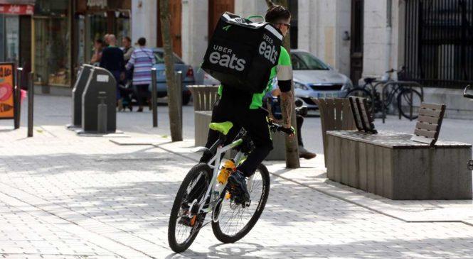 SOCIÉTÉ : UberEATS va proposer des services de livraison en prison